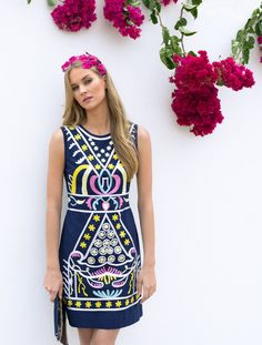 485ff452a6a vestido mademoiselle almatrichi