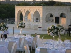 Exclusive Luxury Masseria | Chateau & Villa Weddings