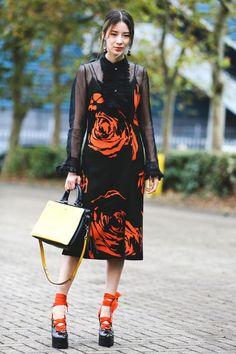 Irene Kim... | Street Fashion