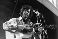 "Leonard Cohen, Epic and Enigmatic Songwriter, Is Dead at 82 -- Mr. Cohen was an unlikely and reluctant pop star, but his lyrics captivated other artists and gave him a reputation as ""the master of erotic despair."" 2016.11.10"
