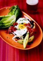 Avocado y huevos caliente | Foods and Beverage | Pinterest | Avocado ...