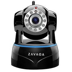 ZAVACA 1080P1920x1080 Wireless WiFi IP CameraHome Security Wireless Network Cam with PanTiltZoom TwoWay Audio Black ** Click image for more details.Note:It is affiliate link to Amazon. #instahub Camera Surveillance System, Surveillance Equipment, Security Surveillance, Dome Camera, Car Camera, Video Camera, Gadget World, Camera Cover, Bullet Camera