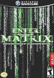 enter the matrix - gamecube by #atari inc. from $1.79