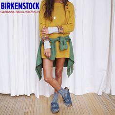 Birkenstock arizona with Socks