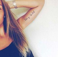 Super Womens Tattoo Placement Bilder Ideen - blouses for women casual - Bicep Tattoo Women, Arm Tattoos For Women, Tattoos For Guys, Inside Bicep Tattoo, Inner Bicep Tattoo, Trendy Tattoos, Small Tattoos, Cool Tattoos, Tatouage Xo