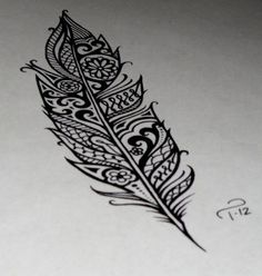 feather tattoo feather tattoo
