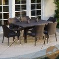 Christopher Knight Home Cliff 7-piece Outdoor Dining Set | Overstock.com
