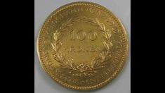 Austria 100 Kronen 1923 Gold - coincombinat Gold Coins, Make It Yourself, Personalized Items, Youtube, Crowns, Youtubers, Youtube Movies