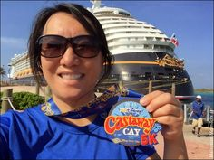 Malaysian Meanders: The Slowpoke's Guide to the runDisney Castaway Cay 5K