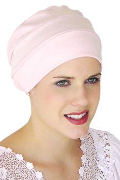Three Seam Cotton Sleep Caps for Women - Sleep Hats Slouchy Beanie Hats 48f3226324fe