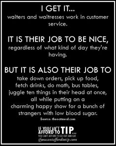 178 Best server humor images | Waitress humor, Waitress problems