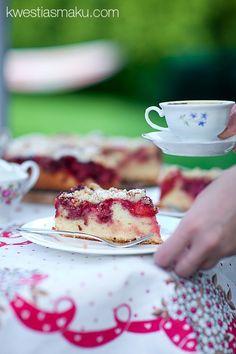 Ciasto truskawkowe