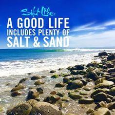 Salt & sand. #SaltLife