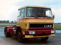 Škoda-LIAZ 110.551 '1984–95 Big Rig Trucks, Cool Trucks, Retro Cars, Vintage Cars, Kubota, Cars And Motorcycles, Vehicles, Eastern Europe, Coaches