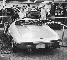 1968 Ferrari 275 P2 by Michelotti