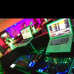 Digital DJ Setup