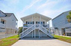 Pet friendly houses I CREEK HOUSE | Myrtle Beach Vacation Rentals I Sleeps 13