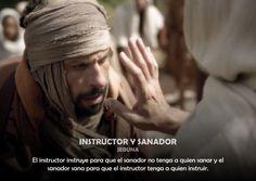 INSTRUCTOR Y SANADOR - AUTOR: Instructor y Sanador