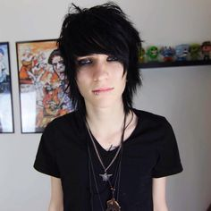 """(Fc: Johnnie Guilbert) """"Heyo! I'm Johnnie! I'm 21 and single. I'm really nice and I love kids...not sure why though. Heh. Um...yeah...intro?"""""""