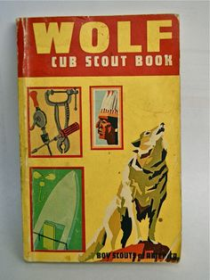 Wolf Cub Scout Frm bd: for the bear scouts