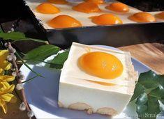 Jajko sadzone Polish Recipes, Ale, Panna Cotta, Cheesecake, Eggs, Pudding, Cooking, Breakfast, Ethnic Recipes