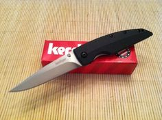 Kershaw Speedform II Folding Knife Elmax Steel