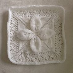 This pattern can be knit with any yarn and appropriate needles.