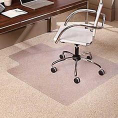 Plastic Floor Mats For Office Chairs Chair Mat Computer Desk Work