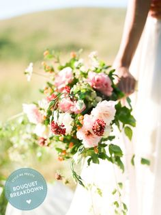 Bouquet Breakdown: Modern + Elegant Montana Bridal Session: http://www.stylemepretty.com/2015/10/05/bouquet-breakdown-modern-elegant-montana-bridal-session/ | Photography: Danford Photography - http://www.danfordphotography.com/
