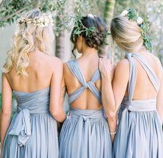 Bridesmaid idea and colours