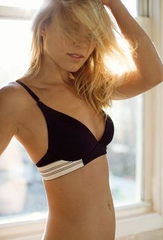 """Meet LIVELY, your new favorite lingerie brand that just made """"leisurée"""" happen—that is, athleisure for lingerie. The aesthetic is less boudoir, more babes-who-brunch and the pricing is surprisingly affordable. 
