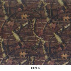 Hydro dipping film camouflage pattern HC906