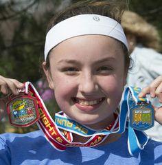 2013 GO! St. Louis Read, Right & Run and 5K Medal Winner