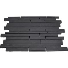 Vegro tiles black mosaikk stick