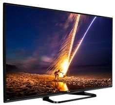 The Sharp AQUOS Smart HDTV is both aesthetically stunning and packed with impressive features to make your viewing experience as special as possible. See Games, Tv Accessories, Big Screen Tv, Tv Reviews, Wireless Lan, Surround Sound, Tv Videos, Smart Tv, Home Theater
