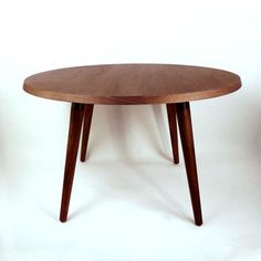 Milton Dining Table Walnut now featured on Fab.