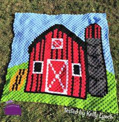 C2c Crochet, Love Crochet, Crochet For Kids, Minecraft Blanket, Knitting Patterns, Crochet Patterns, Crochet Ideas, Rooster Silhouette, Origami
