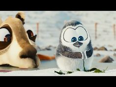 """Animation Short Movie for Children """"Caminandes"""" Episode 3 - Funny Animated Films - YouTube"""
