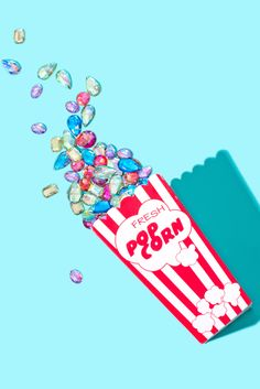 Fresh Popped Gems / Violet Tinder Studios