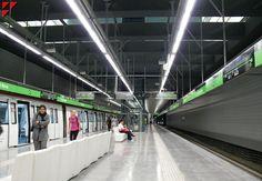 I metro, you metro, we metro