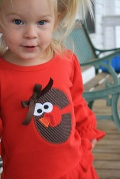 thanksgiving tee by gigibabies on Etsy