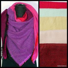 www.asmini.ca  Color block blanket scarves  #instafashion #ottawafashion #613style #canadianblogger #canadianstyle #ottawablogger #myottawa #smallbusiness #support613 #supportsmallbusinesses #blogger #ottawa #barrhaven #canada #scarf #accessories #fallwinter #winter #warm #fashion #fashionblogger #multicolor #blanketscarves #colorblock #giftideas
