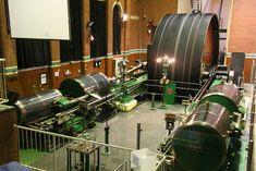 Trencherfield Mill - steam engine