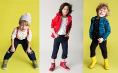 Which outfit is your favorite?  #kids #kidswear #ss16
