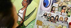"""""""Viñetas de Vida"""", muestra de cómics para la cooperación Noticia anterior Siguiente noticia   http://edit.um.es/campusdigital/vinetas-de-vida-reivindica-en-la-universidad-de-murcia-el-mundo-de-la-cooperacion/"""