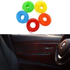 3.59$ (Buy here: http://alipromo.com/redirect/product/olggsvsyvirrjo72hvdqvl2ak2td7iz7/32470412008/en ) 5M Universal Car Styling Flexible Interior Internal Decoration Moulding Trim Decorative Strips Line DIY Sticker Car-Styling for just 3.59$