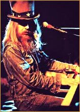 Leon Russell is a music legend and perhaps the most accomplished and versatile musician in the history of rock 'n roll. In his distinguished and unique 50 year career, he has played on, arranged, written and/or produced some of the best records in popular music.