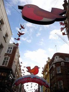 Jemina Staalon matkaploki: Niin Lontoo raita, humpuukia, Lontoo raita