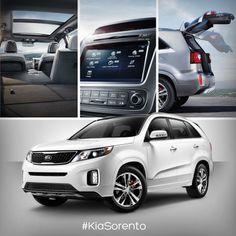 It has an answer for everything. #KiaSorento  Wanna see more? http://www.kia.com/us/en/vehicle/sorento/2015/experience?story=hello&cid=socog