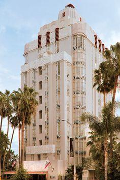 Art Deco in LA